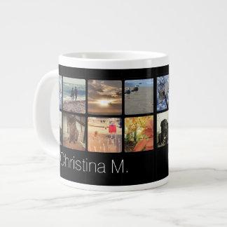 Create an Instagram Photo Jumbo Mug