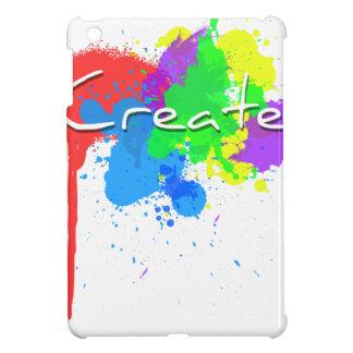 Create - Bright iPad Mini Cases