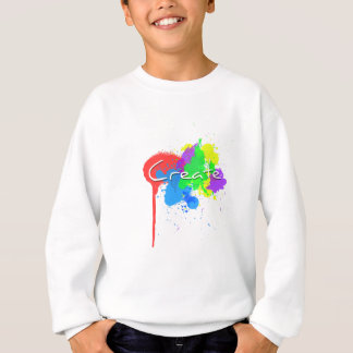 Create - Bright Sweatshirt