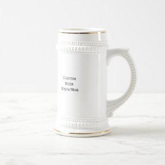 Create Custom Beautiful Beer Stein Photo Mug