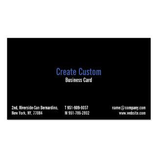 Create Custom Cool Professional Business Card