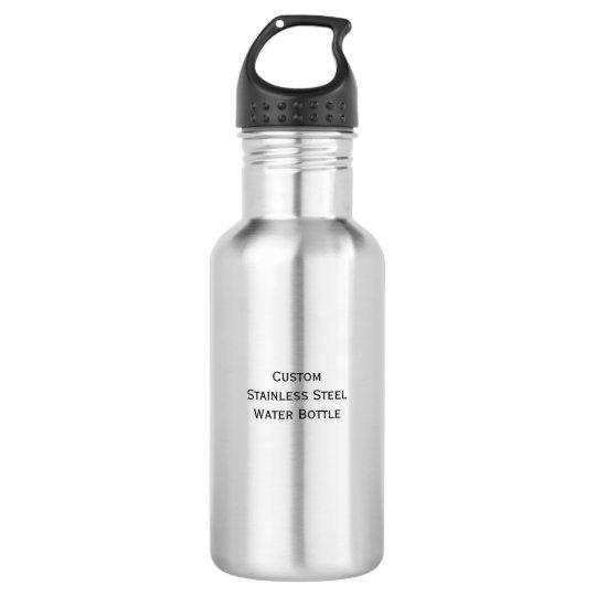 Create Custom Durable Stainless Steel Water Bottle 532