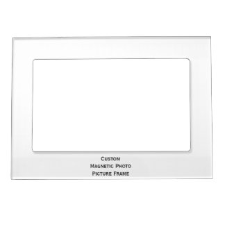 Create Custom Magnetic Family Photo Picture Frame