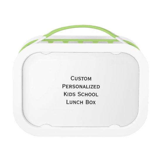 Create Custom Personalised Kids School Lunch Box