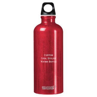 Create Custom Personalized Cool Stylish Aluminum SIGG Traveller 0.6L Water Bottle