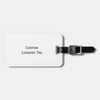 Create Custom Personalized Luggage Bag Tag