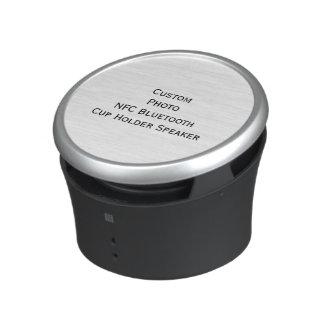 Create Custom Photo NFC Bluetooth Portable Speaker