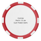 Create Custom Photo Poker Tournament Game Chips