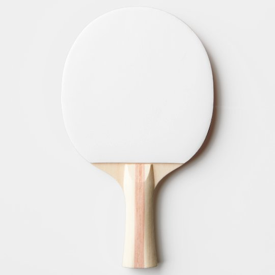 Create / Customise your own Ping Pong Paddle