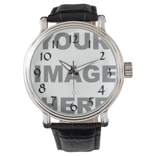 Create / Design your own Custom Watch