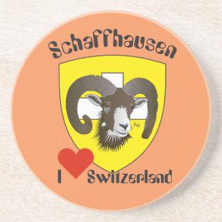Create-live Switzerland beer covers Drink Coasters