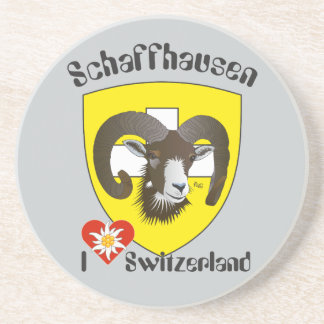 Create-live Switzerland beer covers Beverage Coasters