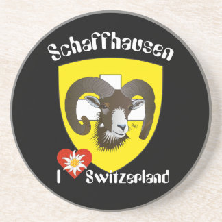 Create-live Switzerland beer covers Drink Coaster