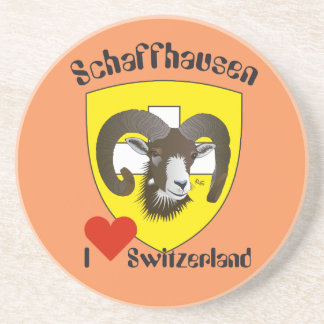Create-live Switzerland beer covers Drink Coasters