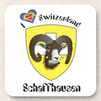 Create-live Switzerland cork reductors Beverage Coasters