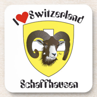 Create-live Switzerland cork reductors Coasters