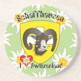 Create-live - Switzerland - Suisse - to Svizzera Beverage Coasters