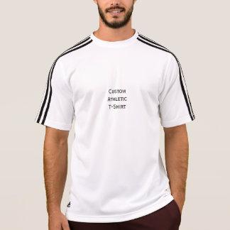 Create Mens Custom Adidas Athletic Active Wear Tee