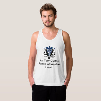 Create Positive Affirmations by Vitaclothes™ Tank Top