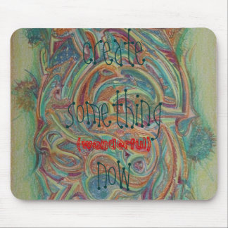 create something now mouse mat