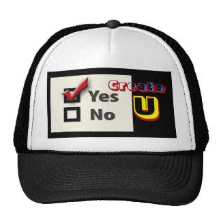 Create U Cap