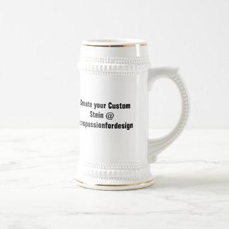 Create Your Custom Stein Beer Steins