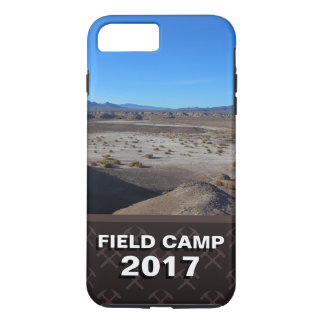 Create Your Geology Field Camp Photo iPhone 8 Plus/7 Plus Case