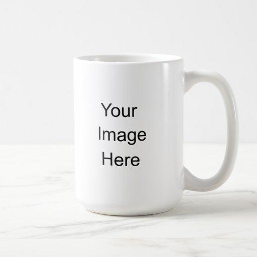 Create your own 15 oz. Hot Beverage Mug