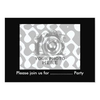"Create Your Own 5""x7"" Invitation Horizontal 4"
