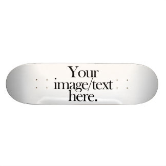 "Create Your Own 8 1/2"" Skateboard"