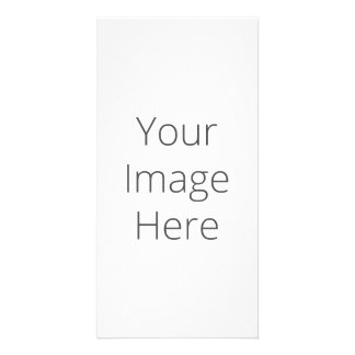 """Create Your Own 8"""" x 4"""" Photocard Photo Greeting Card"""