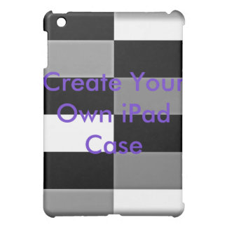 Create Your Own Add Text Image iPad Mini Covers