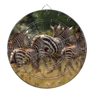 Create your own African Zebra cool stuff Dartboard
