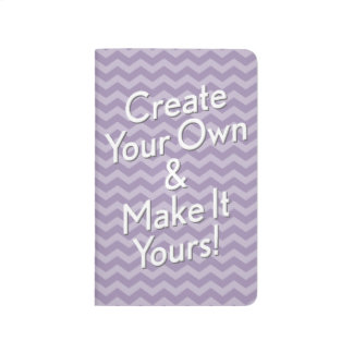 Create Your Own and Make It Yours Journals