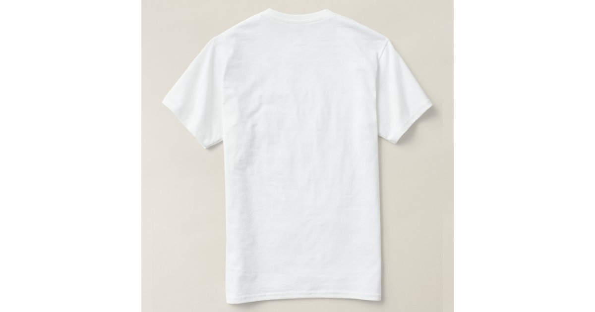 Create your own basic t shirt template zazzle Build your own t shirts