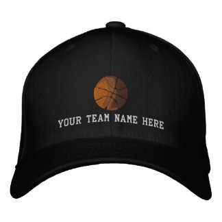 Create Your Own Basketball Cap Embroidered Baseball Caps