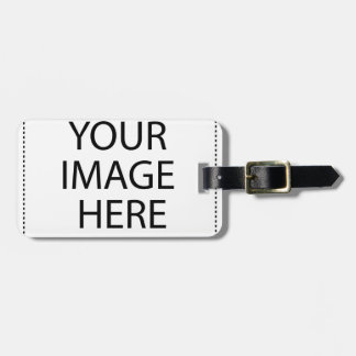 Create your own Birthday Luggage Tag