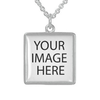 Create your own Birthday Sterling Silver Necklace