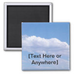 Create your own Blue Sky Magnet