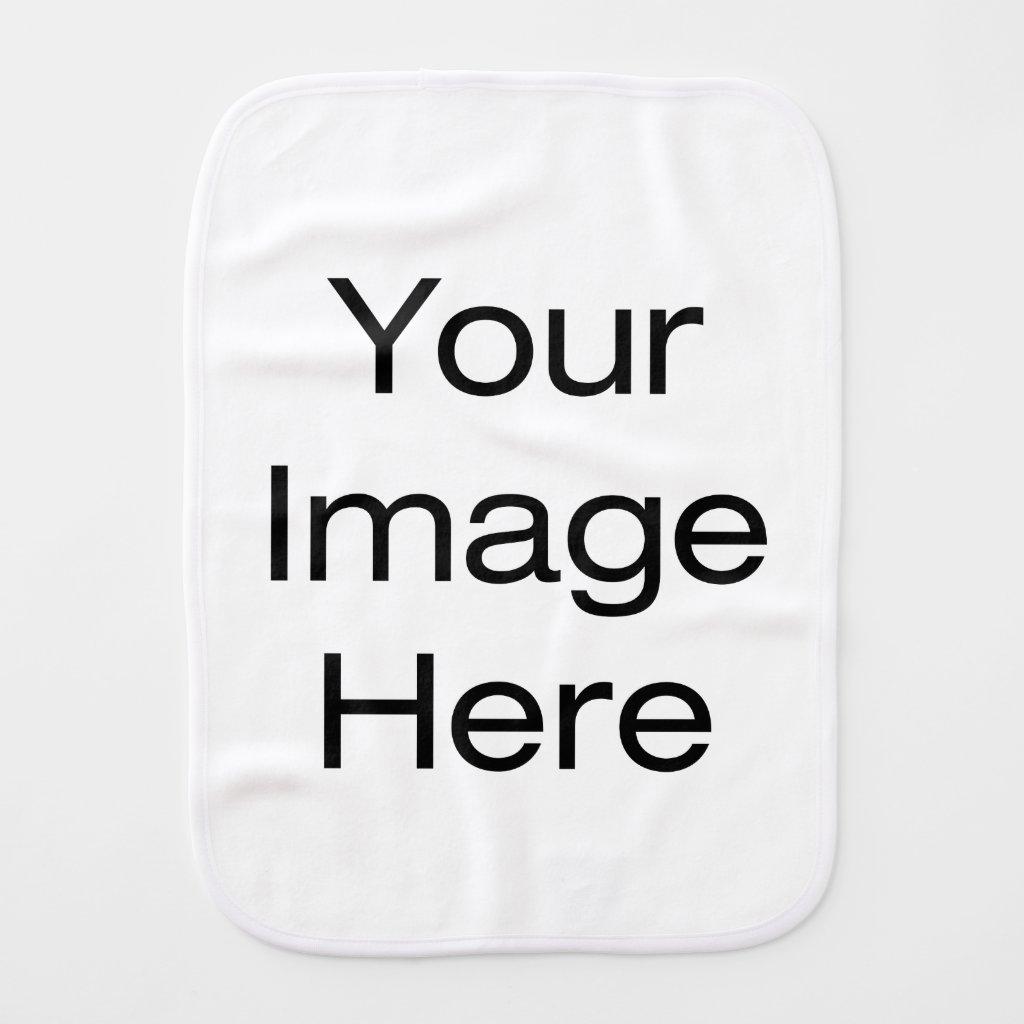 Create Your Own Burp Cloth