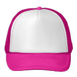 Create your own Cap Mesh Hats