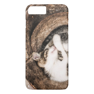 Create Your Own - Cat Napping iPhone 8 Plus/7 Plus Case