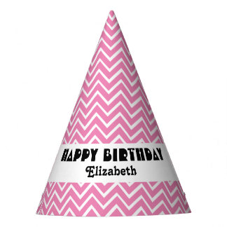 Create Your Own Chevron 2 Party Hat