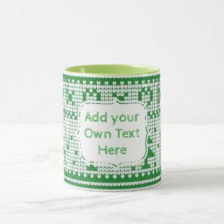 Create your own Christmas Mug