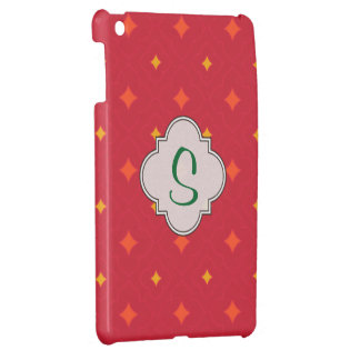 Create Your Own Christmas Patterned Holiday iPad Mini Cover