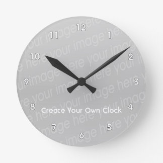 Create Your Own Clock - Style 2