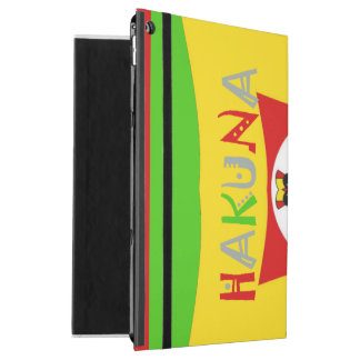 "Create Your Own Colorful Hakuna Matata cute pretty iPad Pro 12.9"" Case"