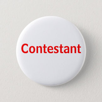Create Your Own Contestant Pin