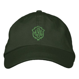 Create Your Own Cool Embroidered Team Baseball Cap