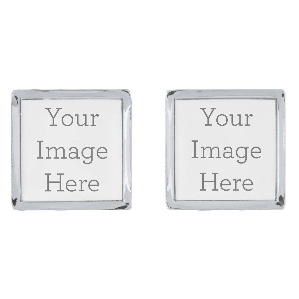 Create Your Own Cufflinks